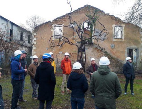 Cluster Eco-habitat – Réhabilitation du bâti ancien