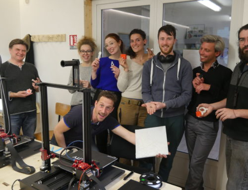 Fablab Solidaire 2019